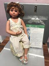 Gabriele Müller Vinyl Puppe Katrina 29 cm. Top Zustand