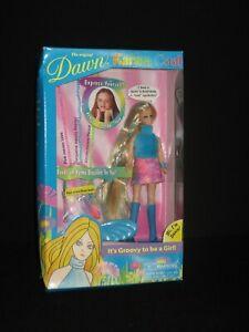 2002 Dawn Karma Cool Dawn Doll NRFB Damaged Box Checkerboard Toys CB
