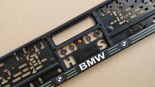 2 Stück BMW  Kennzeichenhalter Nummerschildhalter BMW 320
