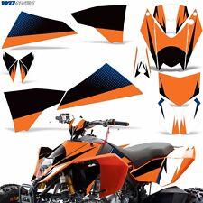 KTM 450/525 Graphic Kit Quad Decals Wrap Accessories Parts SX/XC ATV 2008-2011 R