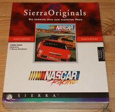 Nascar Racing inkl. 7 Bonus-Strecken - Sierra Originals (PC, 1996,Box) Neu!