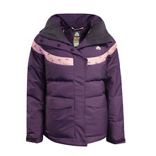 Nike ACG Storm Fit Goose Down Fill Hooded Womens Purple Jacket Coat 258437  571 ea88768ad