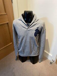 MONEY Sweatshirt Jumper Top Size M Medium Men's  Grey