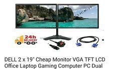 Dell dual monitor screens