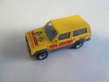 1986 Jeep Cherokee Mr Fixer