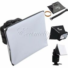 Camera Softbox Flash Diffuser for Nikon Canon Sony Pentax DSLR SLR Camera DV