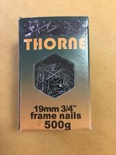 19mm bright steel gimp pins (APPROX 500g) -beehive frame nails and upholstery