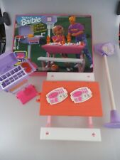 Barbie Weekend Barbecue Cookout Fun Set von 1991 (1381)