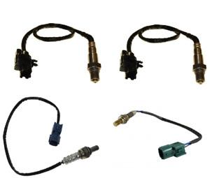 Oxygen Sensor O2 For Nissan 350Z Z33 VQ35DE Pre Cat + Post Cat SET of 4