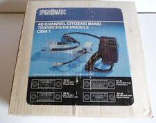 rEtRo rAt RoD Nos Sparkomatic 40 Channel Cb Transceiver Module Cbm1