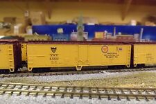 N-Scale Custom Painted  50' AMERICAN REFRIGERATED TRANSIT  REFER  # 91555