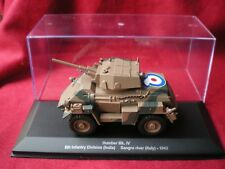 1:43 Humber Mk. IV 8th Infantry Division India sangro river ITALY 1943