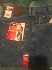 Lee Jeans Men 33x34 Relaxed Fit. Pepperstone