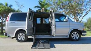 2009 GMC Savana YF7 Upfitter Conversion Van