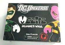"Mezco 2011 Con Exclusive DC Green Lantern vs Sinestro Mez-itz Pop Figures 6"""