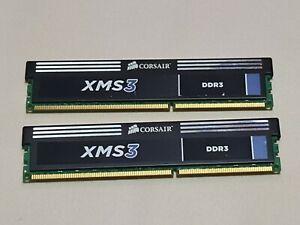 Corsair XMS3, CMX16GX3M2A1600C11, 16GB(2 x 8GB Matched pair) DDR3 RAM, 1600 MHz