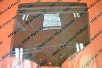 BMW 1 SERIES E87 TINTED REAR DOOR GLASS WINDOW N/S/R PASSENGER LEFT SIDE REAR