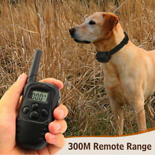 Petrainer 998D-1 Electronic Dog Collar Remote Control No Shock Training Collar