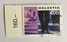 2 timbres suisses YT CH1676/1677, Zum:CH 1020/1021 oblitérés 1er jour