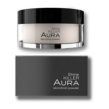 Aura Shine Killer Loose Transparent Fixing Mattifying Sebum Absorbing Powder