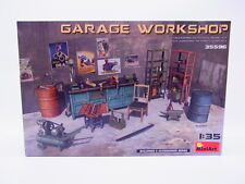 MiniArt 35596 Garage Workshop In 1 35