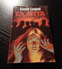 La setta - Ramsey Campbell - Edizione Rilegata -