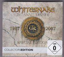 Whitesnake - 1987 CD + BONUS DVD (20th Anniversary Special Edition) Coverdale