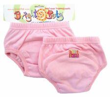 Bright Bots Washable Potty Training Pants (2pk, Pale Pink, Medium, 18-24 months)
