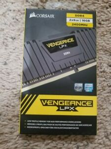Corsair Vengeance LPX 16GB (2x8GB) DIMM 2400 MHz DDR4 Memory CMK16GX4M2A2400C16