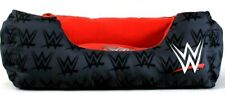 Petmate WWE 20 X 17 Gray Black & Red 100% Polyester Rectangular Lounger For Dog