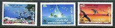 MALDIVE ISLANDS 1988 ENVIRONMENT - BIRDS - FISH MINT NEVER HINGED COMPLETE SET!