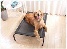 Heavy Duty Pet Bed Steel Elevated Trampoline Hammock Cat Puppy Dog Raised Beds
