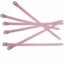 Armband rosa  Schlangenleder  Optik für Slide Charms Schiebemodule