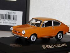 SEAT 850 COUPE NOREV 740070 1/43