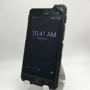 Sonim XP8 64GB Black Sprint Locked Small Screen Crack