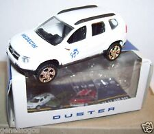 NOREV 3 INCHES 1/54 DACIA DUSTER SOS MEDICO AMBULANCE