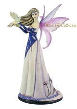 "Jessica Galbreth ""Winter Moon"" Fairy Figurine 2010"