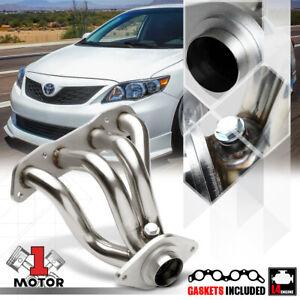 Stainless Steel Exhaust Header Manifold for 09-17 Corolla/xD/iM/Matrix E140 1.8