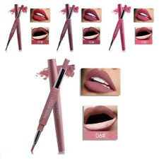 Miss Rose 2 in 1 High Pigment Double sided waterproof Lip liner and Lipstick