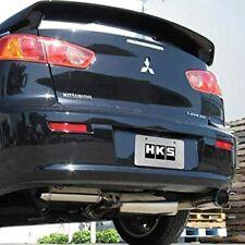 HKS 32003-BM002 Hi-Power Ti Axle-Back Exhaust, For 2008 Mitsubishi Lancer
