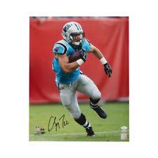 Christian McCaffrey Autographed Carolina Panthers 16x20 Photo - JSA COA