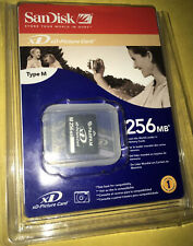 💥 New FujiFilm M 256MB xD-Picture Card for Fuji and Olympus Cameras, SanDisk