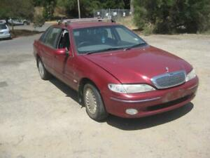 FORD FAIRLANE RIGHT HEADLAMP NF-NL, 03/1995-02/1999, 228579 KMS