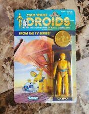 C-3PO See-Threepio 1985 DROIDS STAR WARS Vintage Original MOC Sealed NEW