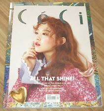 CECI ANOTHER HYORIN SISTAR KOREA ISSUE MAGAZINE 2016 DEC DECEMBER NEW