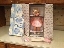 Terri Lee Knickerbocker 50th Anniversary Doll In Box Tag Coa
