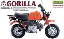 Honda Gorilla Z50J III 3 Bike Motorrad in 1:12 Model Kit Bausatz Aoshima 048788