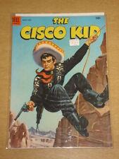 CISCO KID #20 FN- (5.5) DELL COMICS APRIL 1954