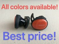 Bose SoundSport Free Wireless Bluetooth Earbuds Replacement Left And Right Color