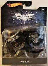 HOT WHEELS 1/50 SCALE BATMAN THE DARK KNIGHT RISES THE BAT FNG59